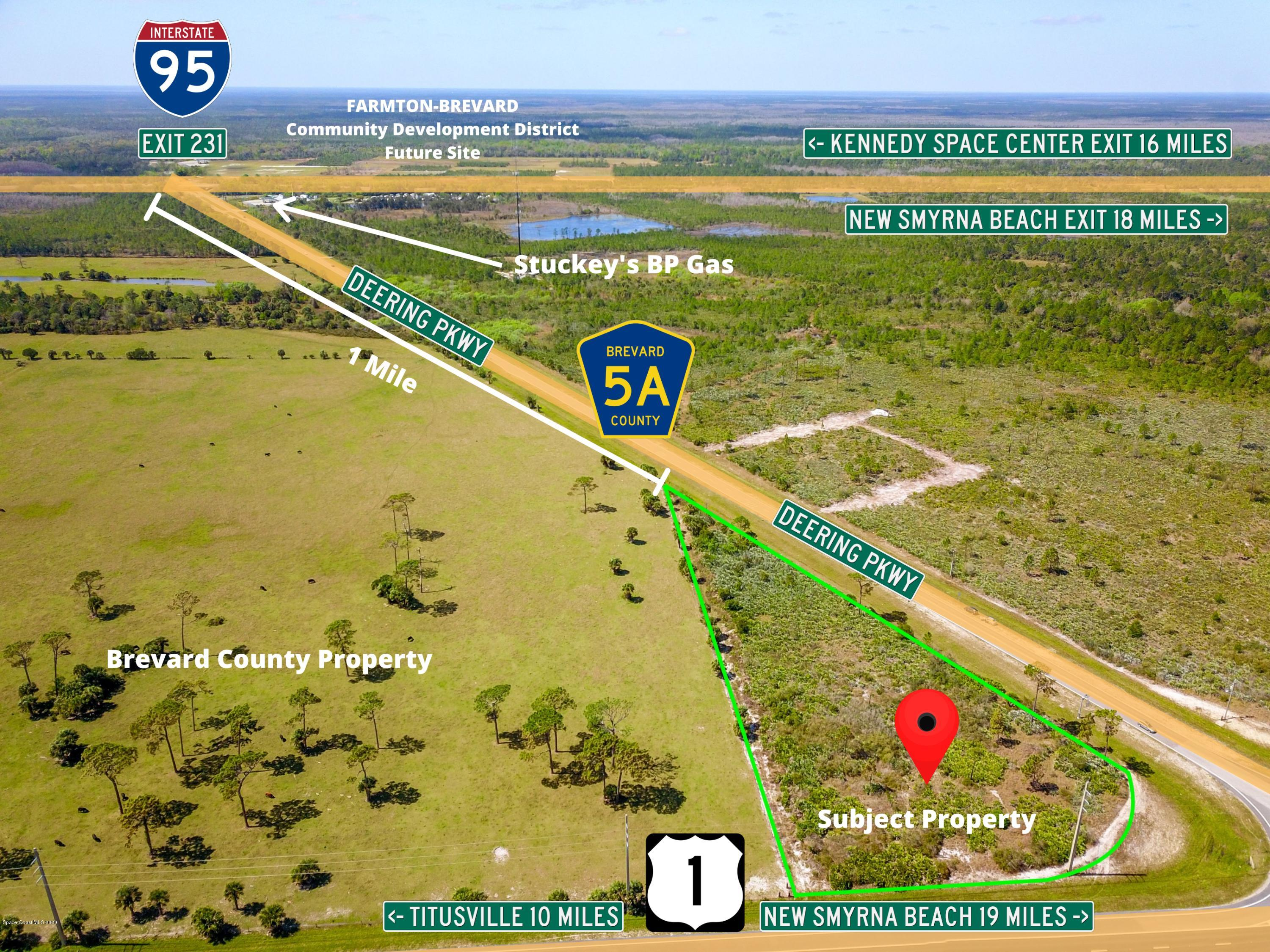 Photo of Us-1 And Sr-5a Deering, Mims, FL 32754