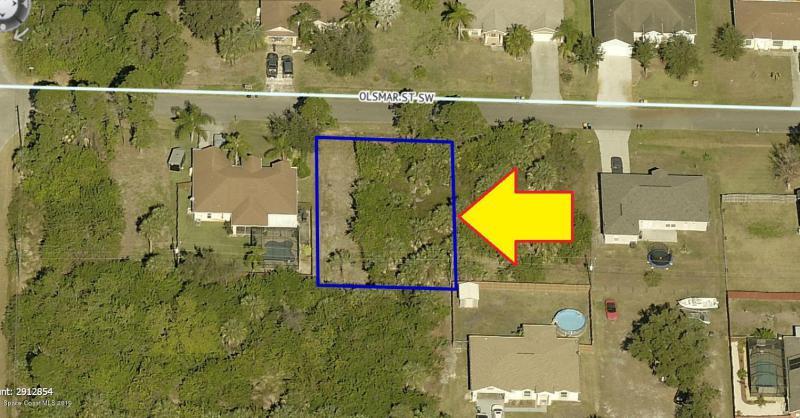 Photo of 580 Olsmar Street, Palm Bay, FL 32908