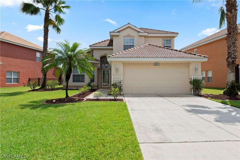 Image of     # Fort Myers FL 33905 located in the community of THE FORUM