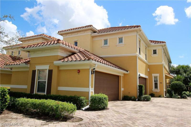 Image of 10280 Glastonbury CIR  #102 Fort Myers FL 33913 located in the community of THE PLANTATION