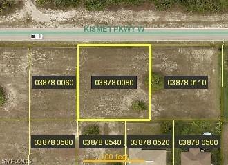 1714 Kismet Parkway, Cape Coral, Fl 33993