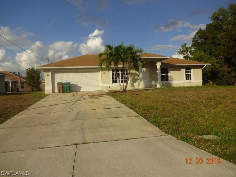 1714 Old Burnt Store RD, Cape Coral, FL 33993