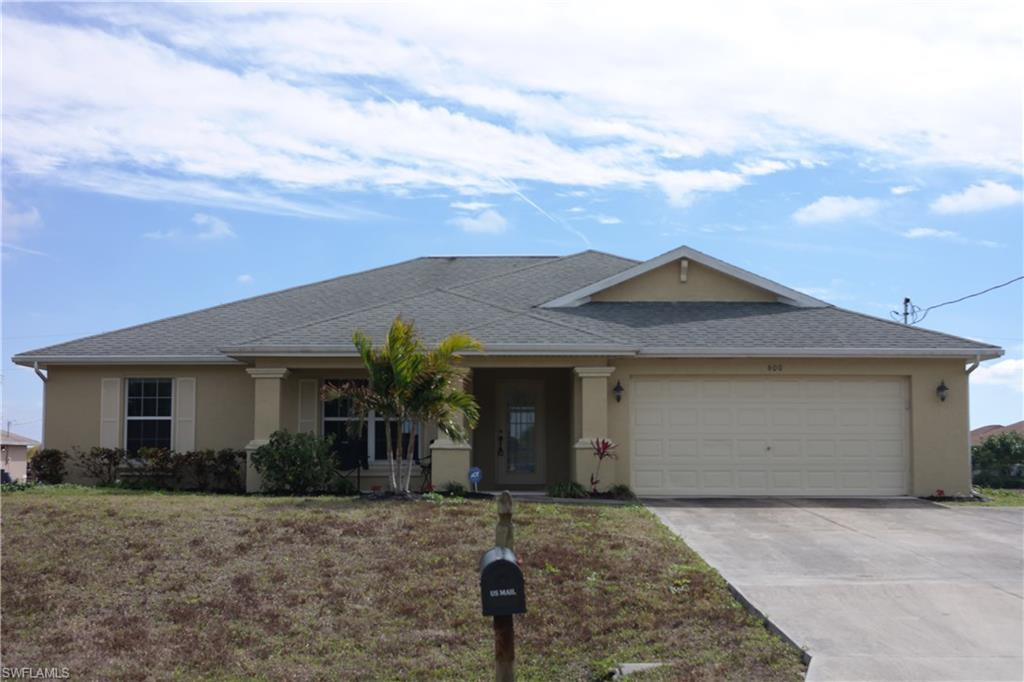 Cape Coral Homes for Sale -  Single Story,   Wilmington