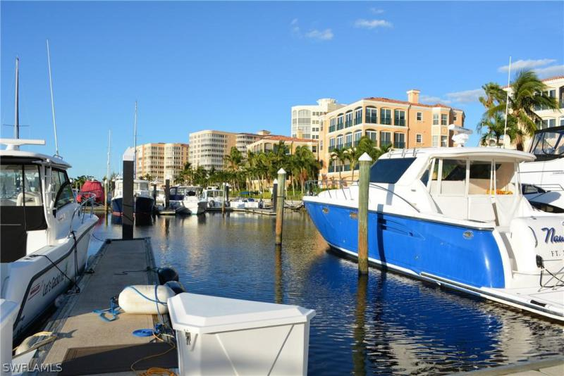 For Sale in Gulf Harbour Marina Fort Myers FL