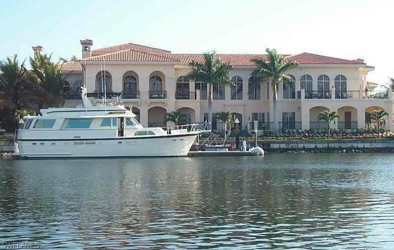 48 Ft. Boat Slip at Gulf Harbour G-3, Fort Myers, FL, 33908