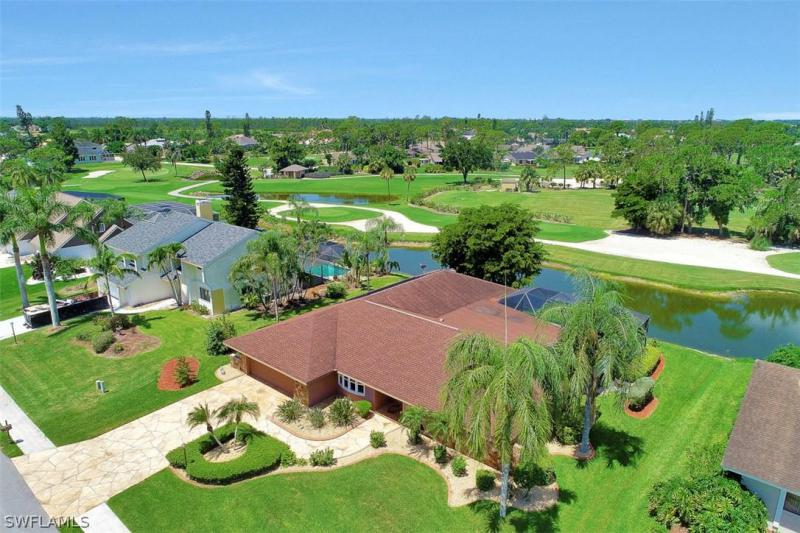 Image of 16715 Bobcat DR  # Fort Myers FL 33908 located in the community of THE FOREST