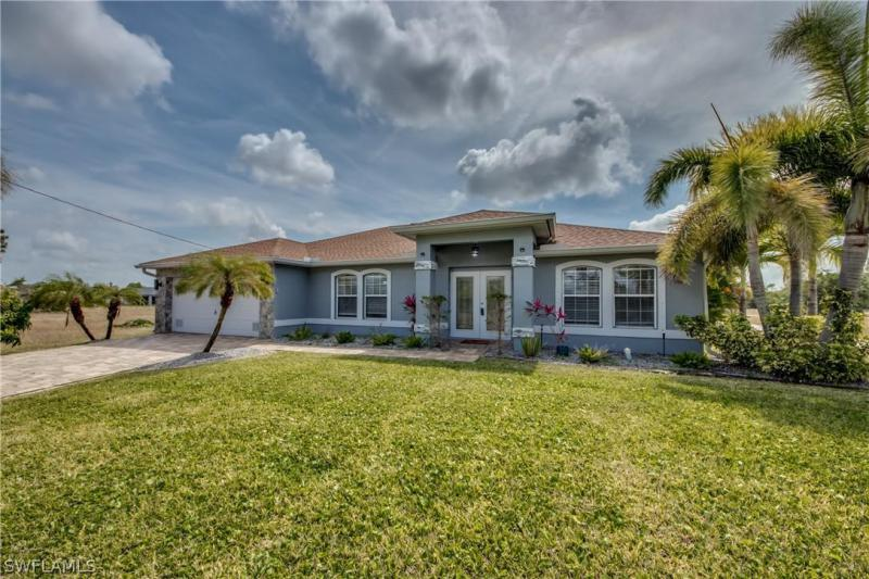 Cape Coral Homes for Sale -  Price Reduced,