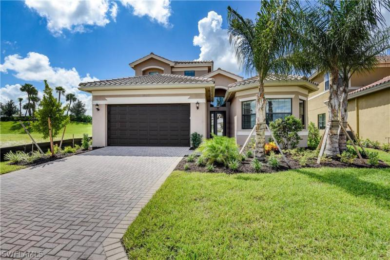 Image of 10079 Chesapeake Bay DR  # Fort Myers FL 33913 located in the community of MARINA BAY