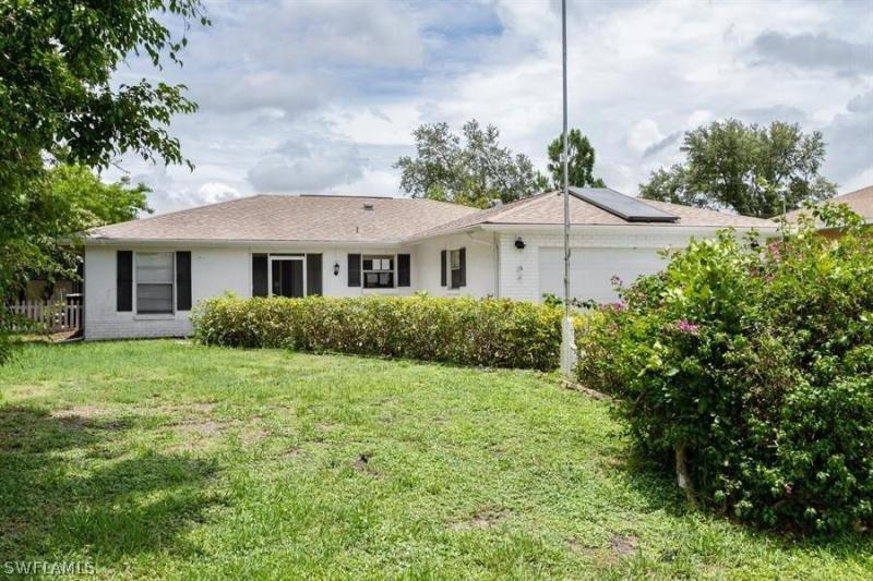 Image of 1213 14th TER  # Cape Coral FL 33991 located in the community of NOT APPLICABLE