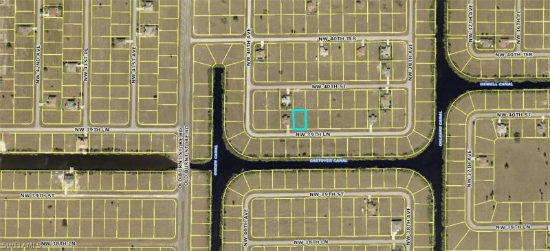 3915 Nw 39th Lane, Cape Coral, Fl 33993