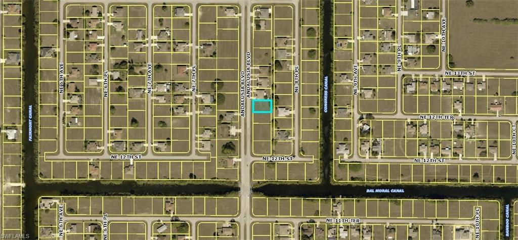 1215 Andalusia Boulevard, Cape Coral, Fl 33909