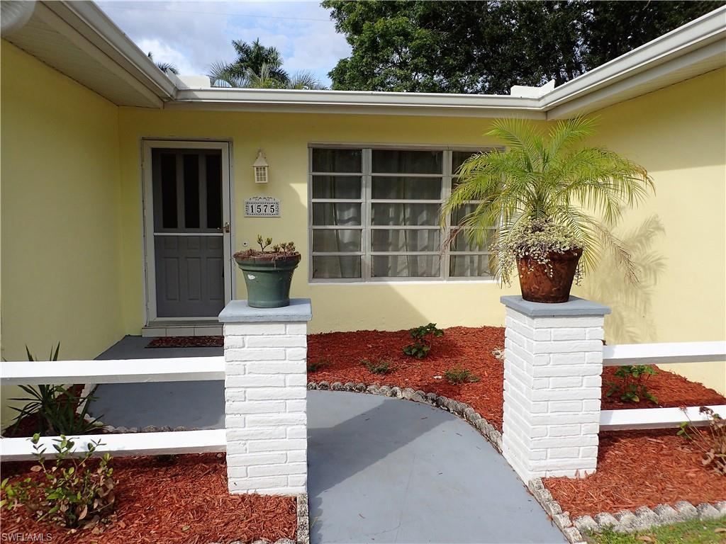 Image of     # Fort Myers FL 33901 located in the community of MCGREGOR ESTATES
