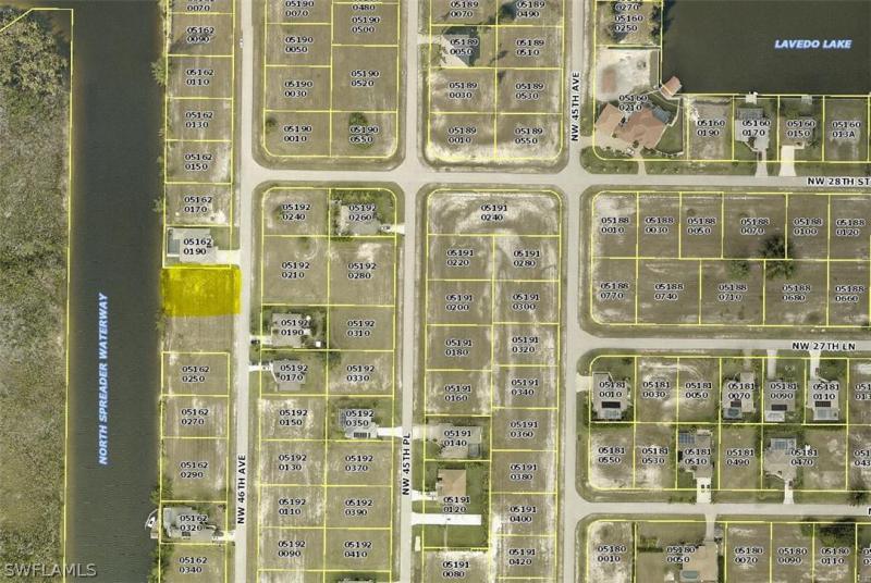 2744 Nw 46th Avenue, Cape Coral, Fl 33993