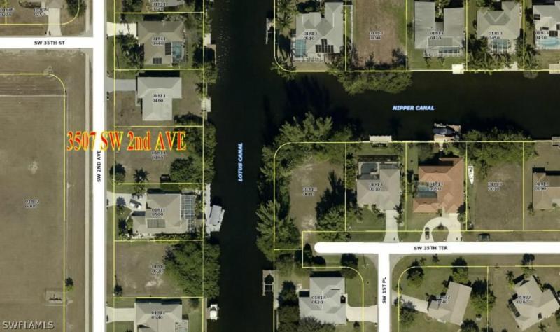 Cape Coral Homes for Sale -  Waterfront,   2nd