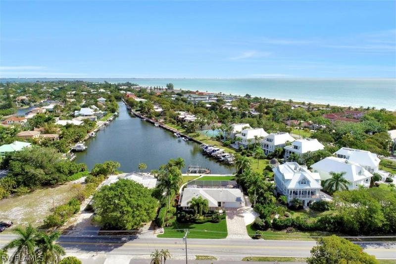 Lindgren, Sanibel, Florida