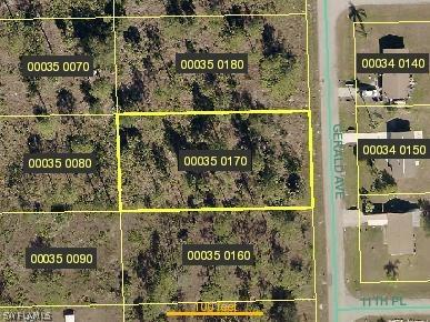 1109 Gerald, Lehigh Acres, FL, 33936