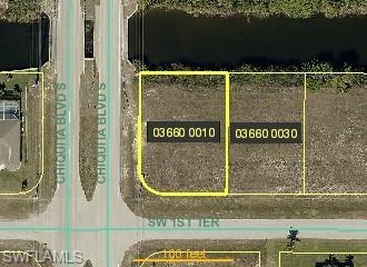 1511 Sw 1st Terrace, Cape Coral, Fl 33991