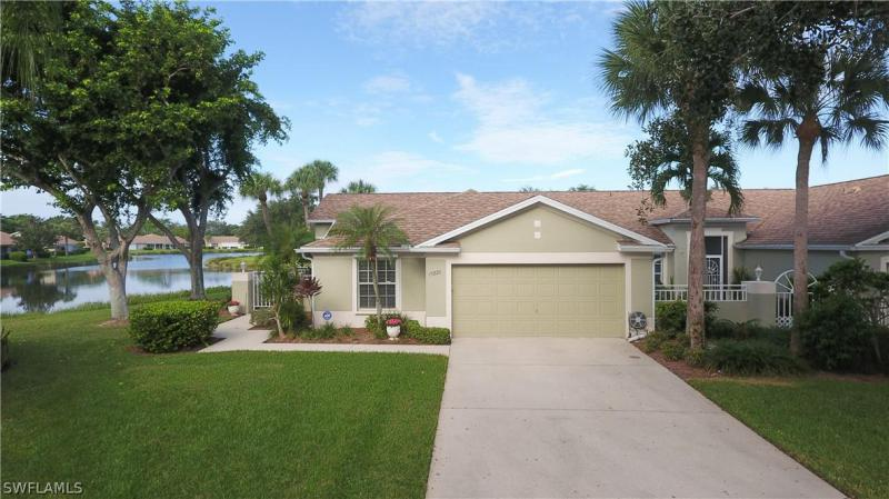 Image of 15220 Coral Isle CT  # Fort Myers FL 33919 located in the community of PARKER LAKES