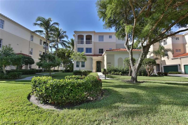 Image of 14354 Harbour Links CT  #3A Fort Myers FL 33908 located in the community of GULF HARBOUR YACHT AND COUNTRY