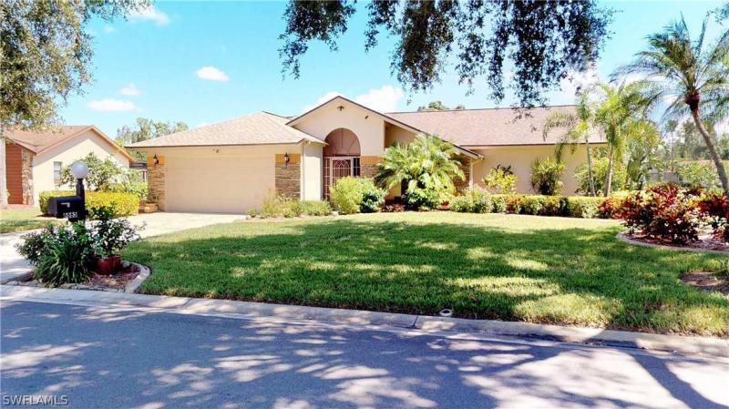 Image of     # Fort Myers FL 33966 located in the community of BROOKSHIRE