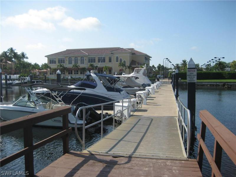 Boat Dock, Fort Myers, FL, 33908