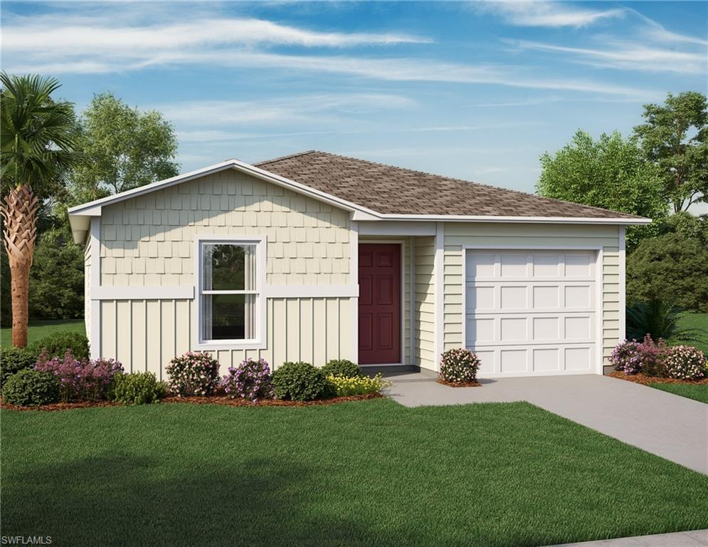 Image of 3725 Kelsey ST  # Fort Myers FL 33905 located in the community of BUCKINGHAM PARK