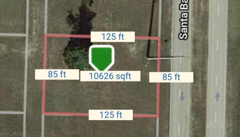 2426 Santa Barbara Boulevard, Cape Coral, Fl 33993