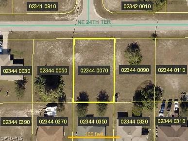 4209 NW 25th TER, Cape Coral, FL 33993-