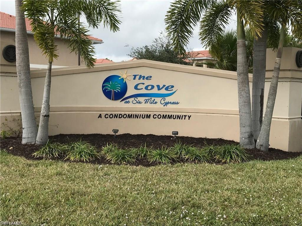 Image of 8484 Bernwood Cove LOOP  #1303 Fort Myers FL 33966 located in the community of THE COVE AT SIX MILE