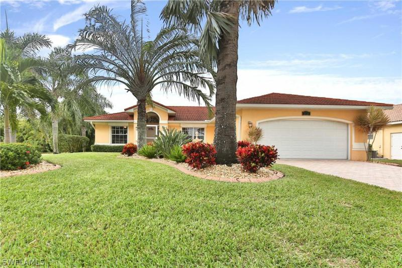 Cape Coral Homes for Sale -  Waterfront,