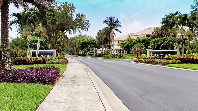 Image of 9190 Southmont CV  #206 Fort Myers FL 33908 located in the community of LEXINGTON COUNTRY CLUB