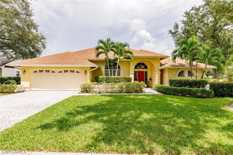 Image of 12 Winewood CT  # Fort Myers FL 33919 located in the community of CARILLON WOODS