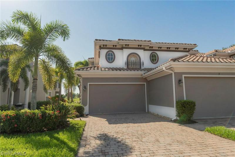 Image of 9221 Triana TER  #161 Fort Myers FL 33912 located in the community of RENAISSANCE