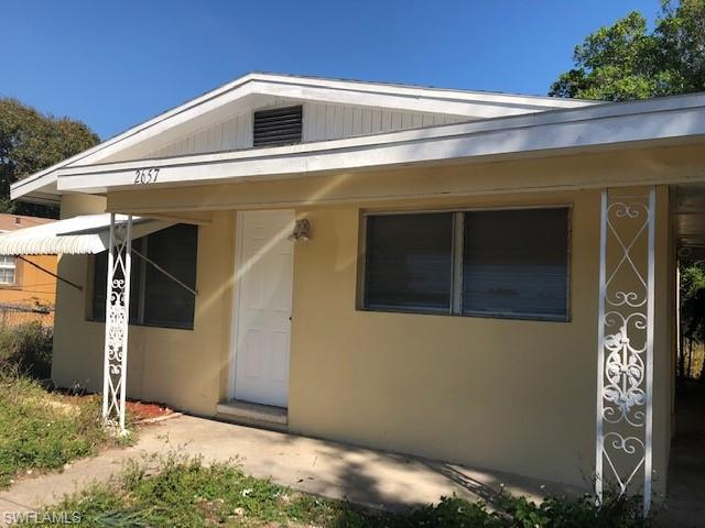 For Sale in LOVEJOY PARK Fort Myers FL