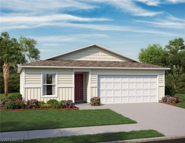 Image of 1100 20th ST  # Cape Coral FL 33993 located in the community of CAPE CORAL