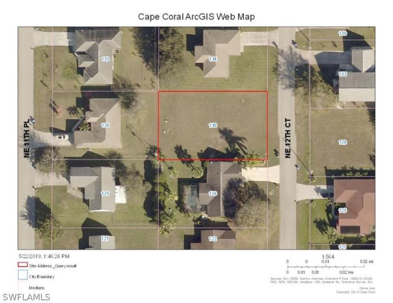 130 Ne 12th Court, Cape Coral, Fl 33909