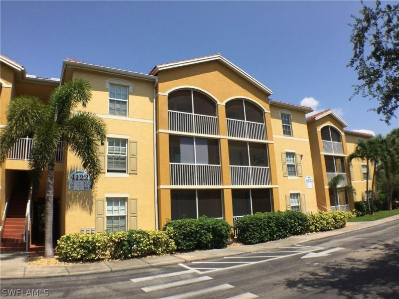 Image of 4122 Residence DR  #124 Fort Myers FL 33901 located in the community of THE RESIDENCE