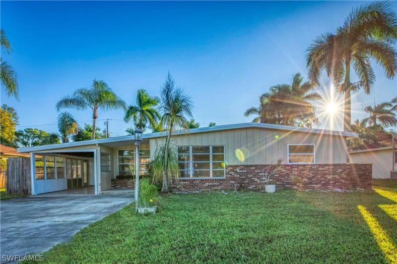 Image of 7220 Emily DR E # Fort Myers FL 33908 located in the community of FORT MYERS