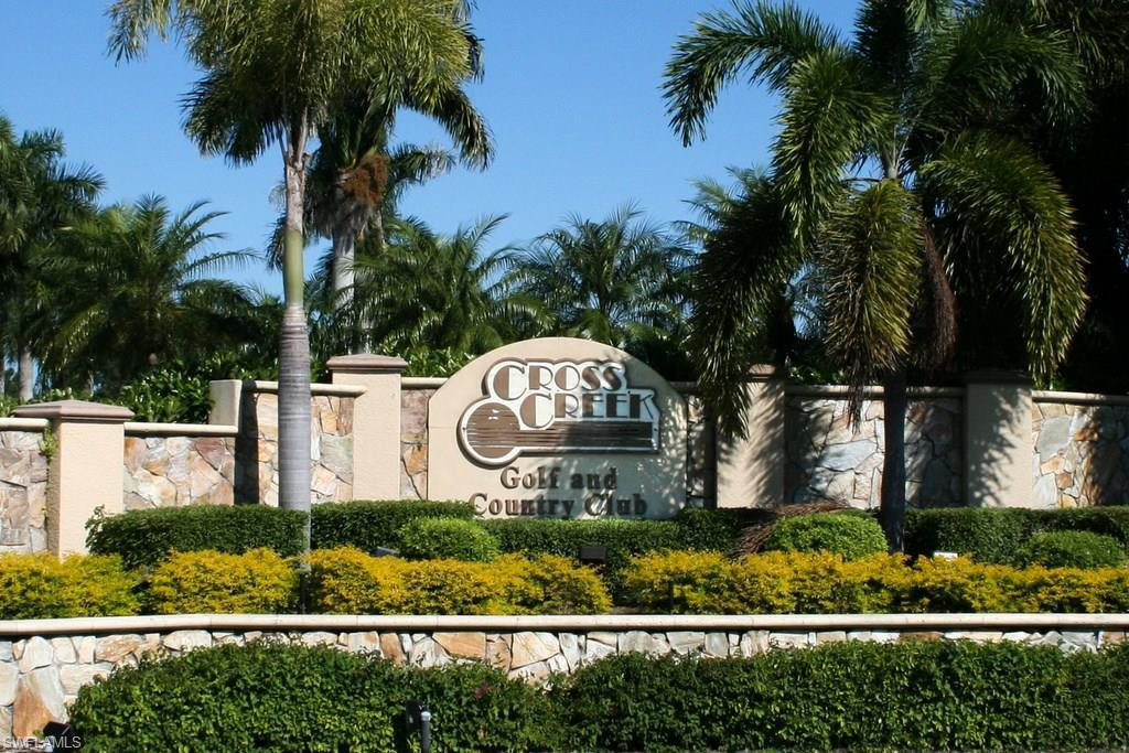 CROSS CREEK COUNTRY CLUB Fort Myers
