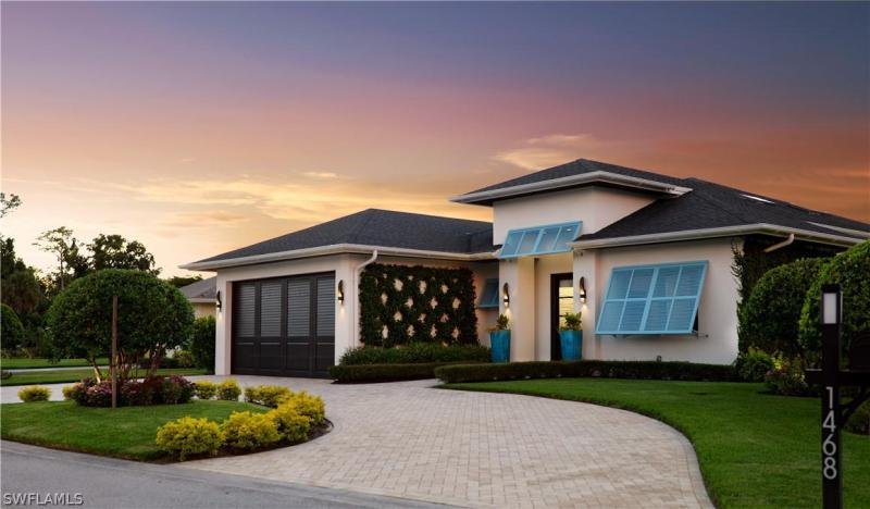 Image of 1468 Monarch CIR  # Naples FL 34116 located in the community of BERKSHIRE VILLAGE