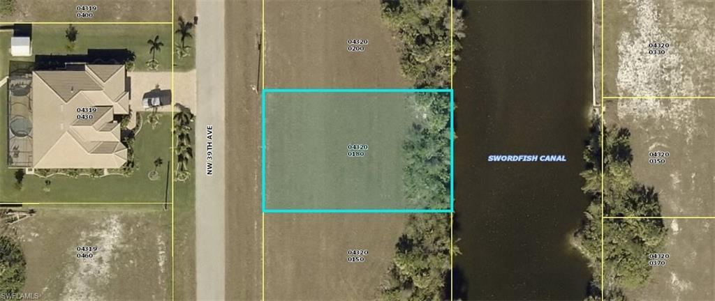 3614 SW 3rd ST, Cape Coral, FL 33991-