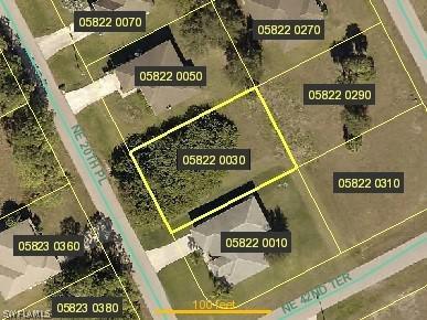 4215 Ne 20th Place, Cape Coral, Fl 33909