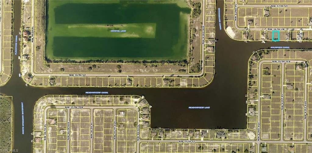 4120 Nw 36th Lane, Cape Coral, Fl 33993