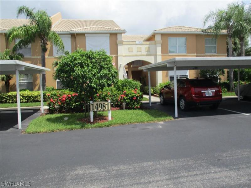 Image of 14981 Vista View WAY  #1103 Fort Myers FL 33919 located in the community of PARKER LAKES
