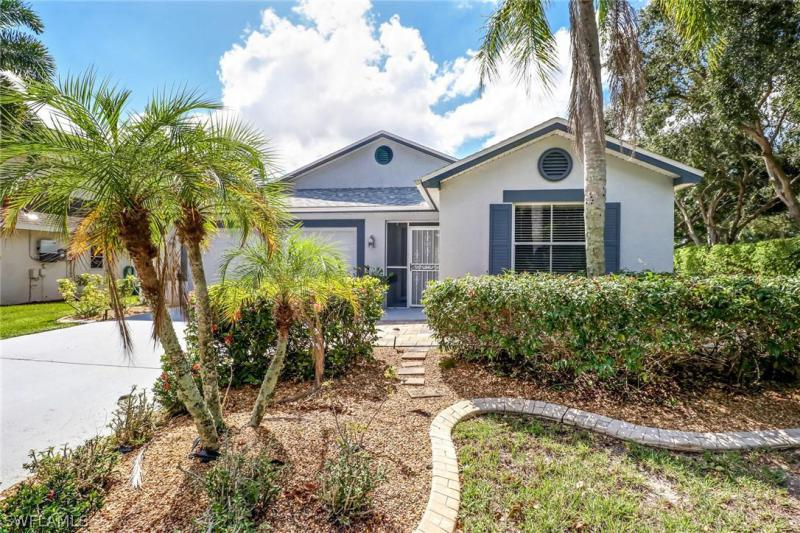 Image of 14500 Lake Olive DR  # Fort Myers FL 33919 located in the community of PARKER LAKES