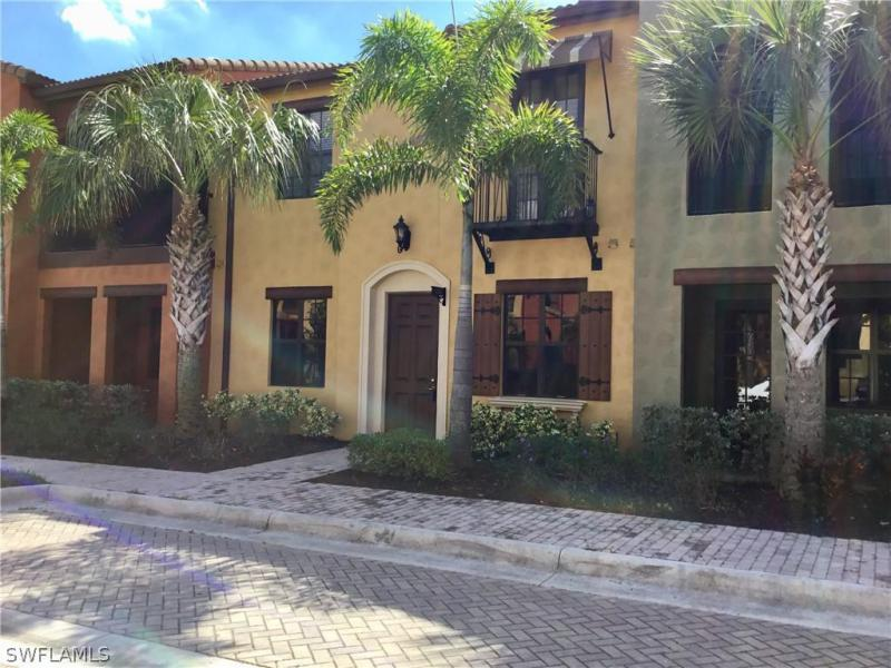 Image of 11834 Tulio WAY  #3503 Fort Myers FL 33912 located in the community of PASEO