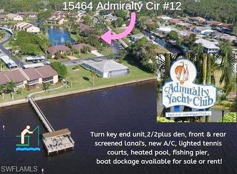 15464 Admiralty 12, North Fort Myers, FL, 33917