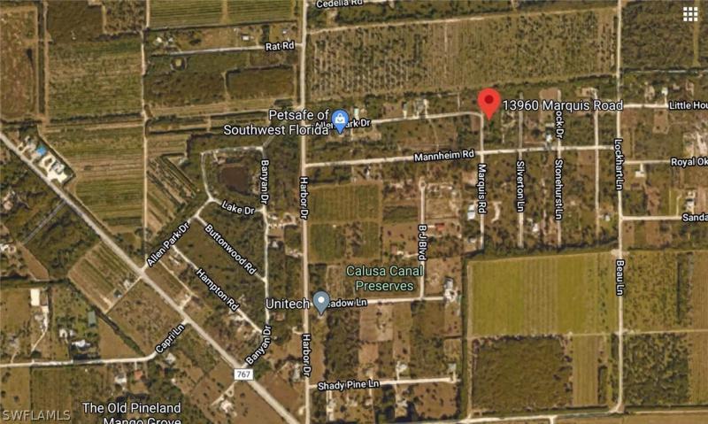 13960 Marquis Road, Bokeelia, Fl 33922