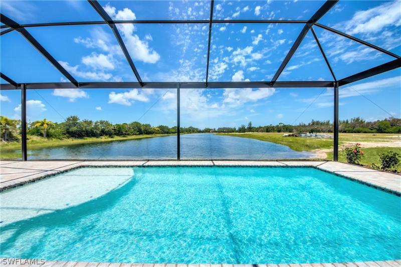 2410 Kismet Lakes Ln, Cape Coral, Fl 33993