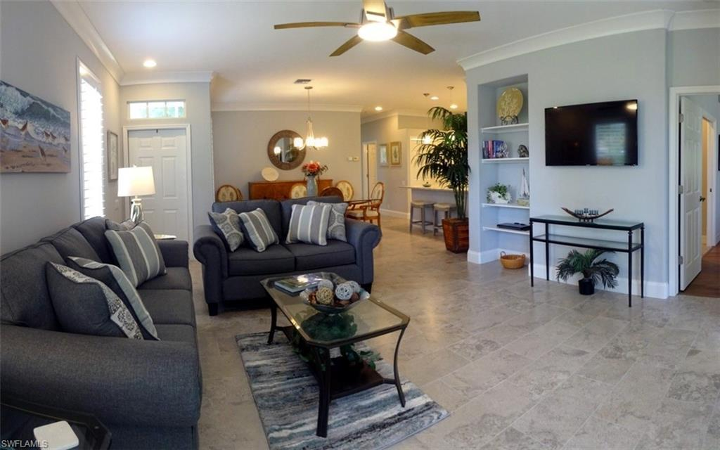 Image of 8855 Middlebrook DR  # Fort Myers FL 33908 located in the community of LEXINGTON COUNTRY CLUB